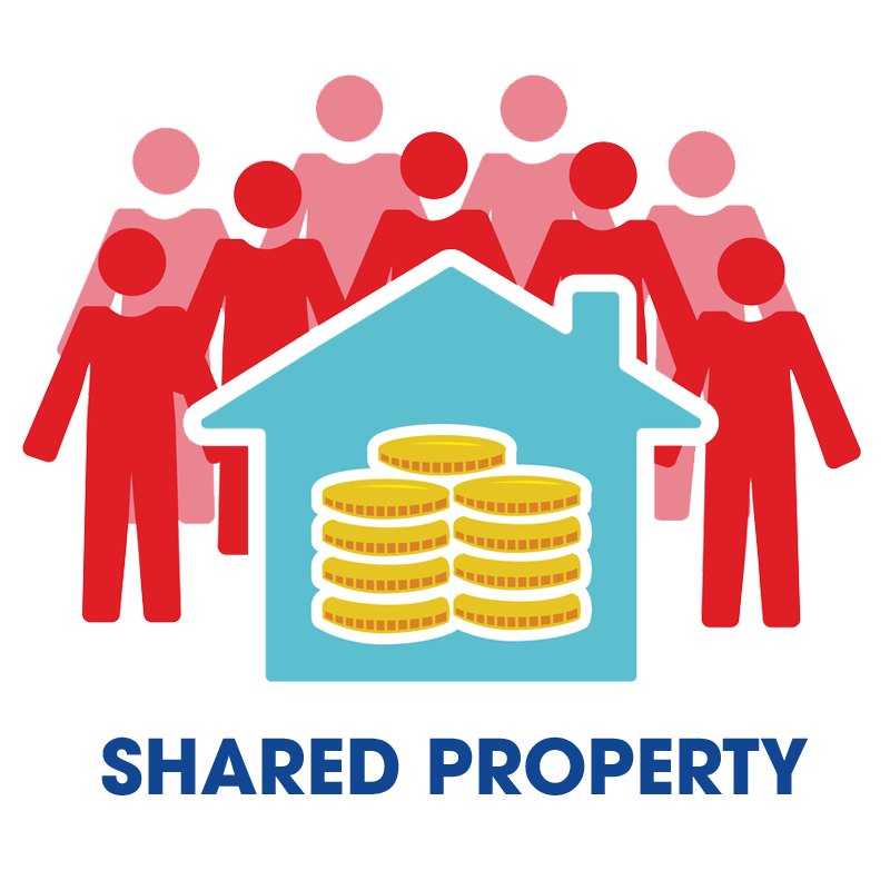 Shared property – EcoPoint