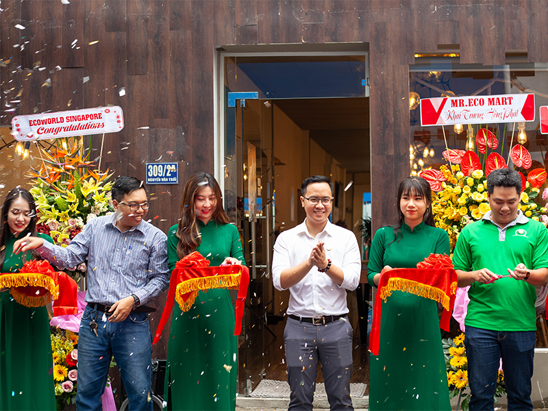 Business Coffee officially launched 2nd coffee shop in Ho Chi Minh City