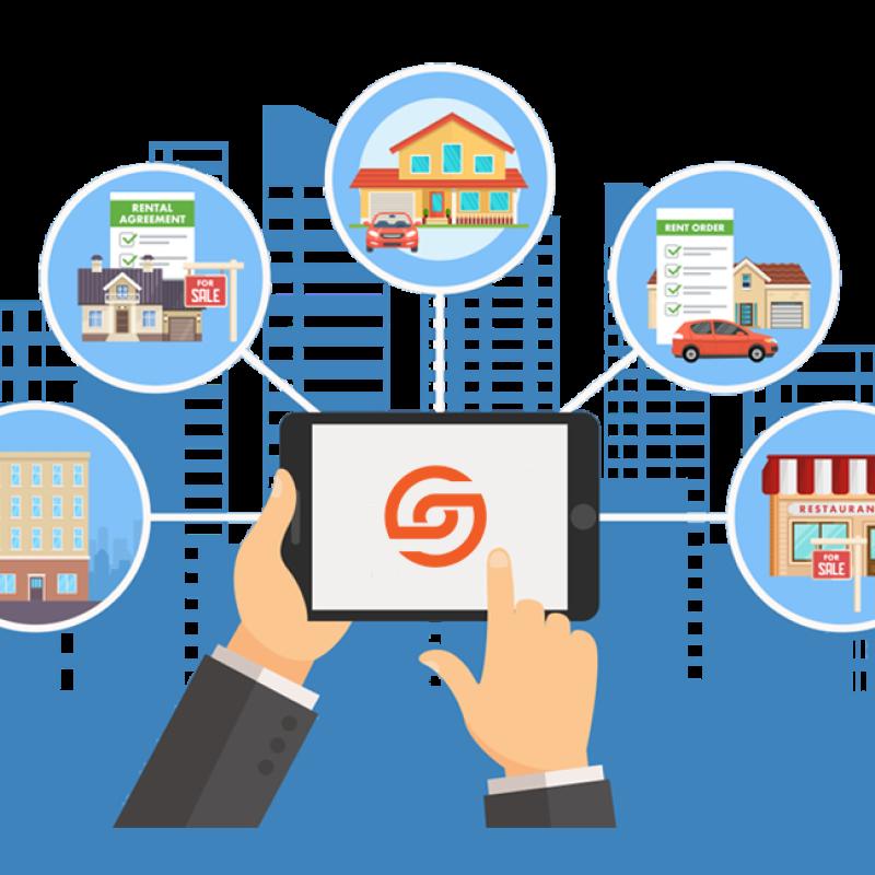在 EcoPoint 应用程序上买卖房地产
