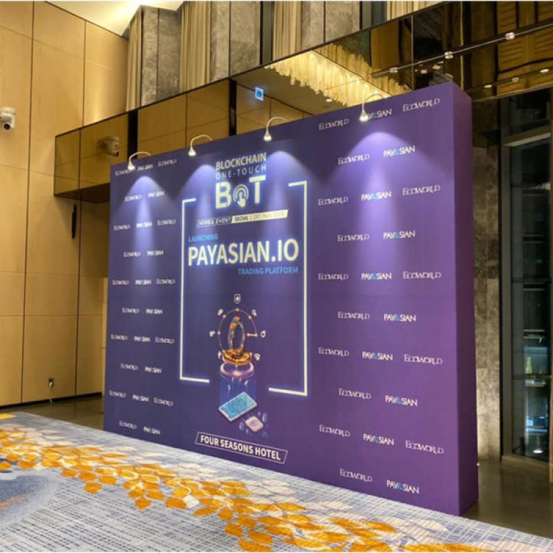 한국에서2019 Blockchain One Touch 행사가 어떻게 성공했습니까 ?