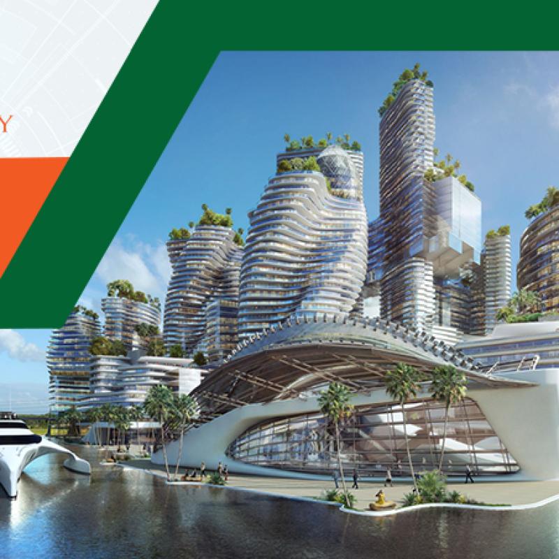 Ecoworld City 는거주자
