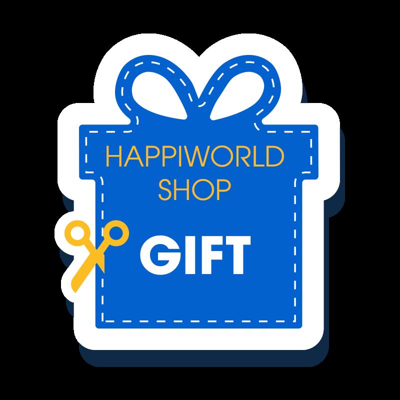 HappiWorld 선물 숍 체인