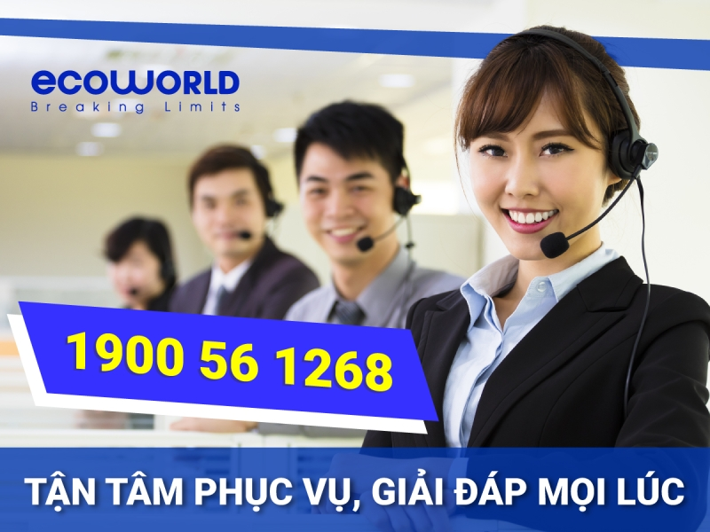 Ecoworld's hotline – where all your questions are answered