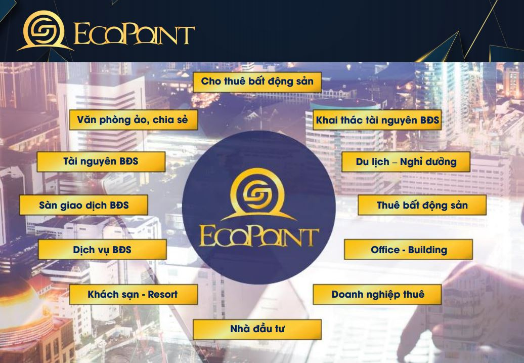 ứng dụng ecopoint